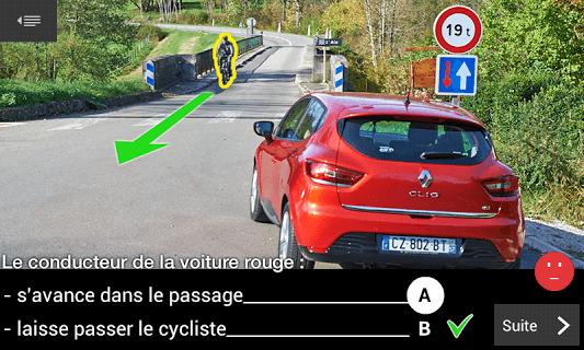 Code de la route 2018 Permisécole screenshot 2
