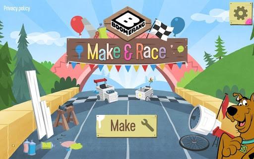 Boomerang Make and Race screenshot 1