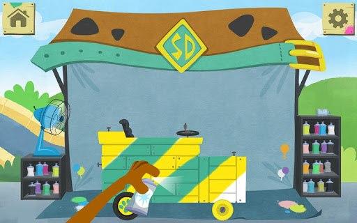Boomerang Make and Race screenshot 2