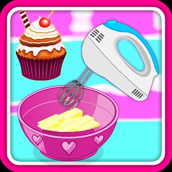 Cooking Game - Baking Cupcakes app