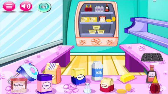 Cooking Game - Baking Cupcakes screenshot 2