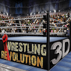 Wrestling Revolution 3D app