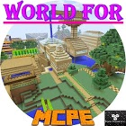 Map World For Minecraft app
