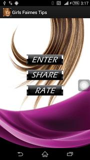 Girl's Fairness Tips screenshot 1