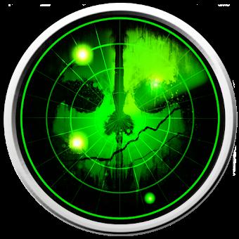 Ghost Detector Spectrum app