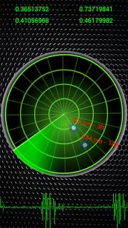 Ghost Detector Spectrum screenshot 2