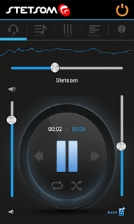 Equalizer Stetsom APK screenshot 1