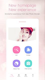 Photo Wonder screenshot 1