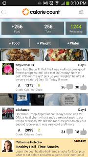 Calorie Counter pc screenshot 1