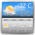 Acer Life Weather icon