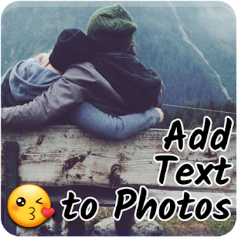 Add Text to Photo App (2018) app