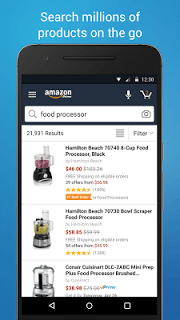 Amazon Shopping APK screenshot 1