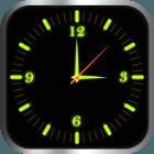 Glowing Clock Locker - Green app