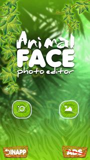 Animal Face Photo Montage screenshot 1
