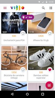 vibbo - comprar y vender cosas de segunda mano screenshot 1