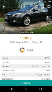 vibbo - comprar y vender cosas de segunda mano screenshot 2