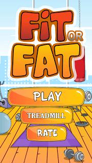 Fit Or Fat screenshot 1