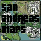 San Andreas Cheats And Maps icon