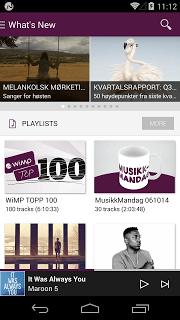 Wimp APK screenshot 1