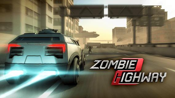 Zombie Highway 2 screenshot 1