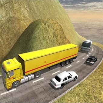 Mountain Truck Climb app