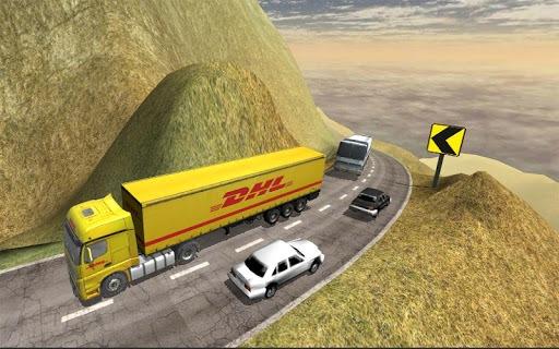 Mountain Truck Climb screenshot 2