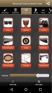 Musical Instruments screenshot 1