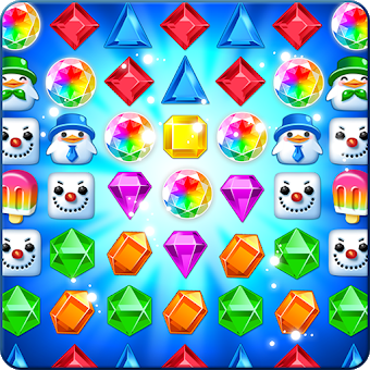 Jewel Pop Mania app