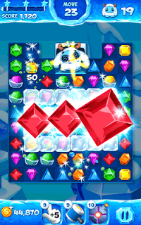Jewel Pop Mania screenshot 1