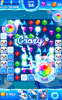 Jewel Pop Mania screenshot 2