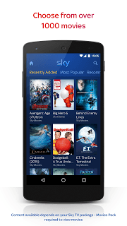 Sky Go Download Windows 7