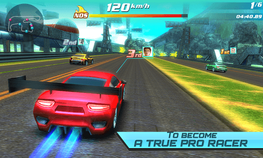 Drift Car City Traffic Racer screenshot 1