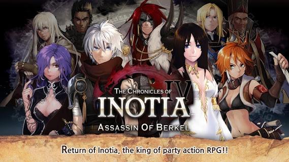 Inotia 4 screenshot 1