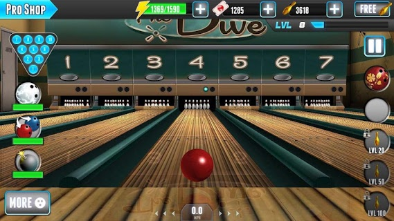 PBA® Bowling Challenge screenshot 2