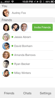 Contact  screenshot 1