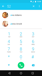 Dialer + screenshot 1