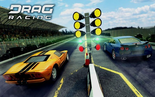 Drag Racing screenshot 1