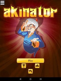 Akinator The Genie screenshot 1