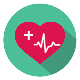 Heart Rate Plus for pc icon
