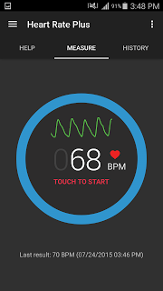 Heart Rate Plus pc screenshot 1