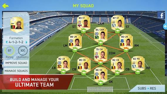 Fifa 15 screenshot 1