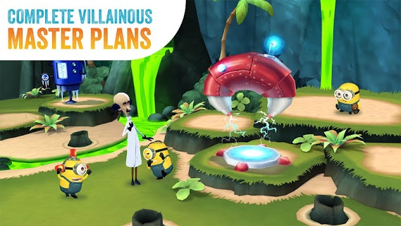 Minions Paradise screenshot 1
