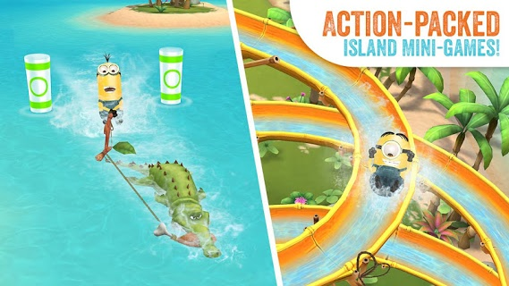Minions Paradise screenshot 2