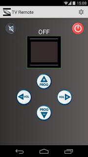 Easy Universal TV Remote screenshot 1