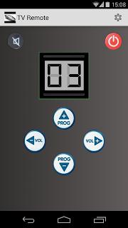Easy Universal TV Remote screenshot 2