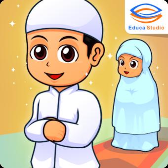 Marbel Belajar Shalat + Audio app