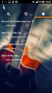 Song Chord Finder pc screenshot 1