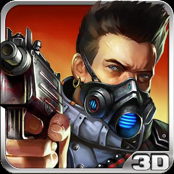 Zombie Assault app