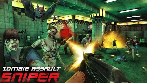 Zombie Assault screenshot 1