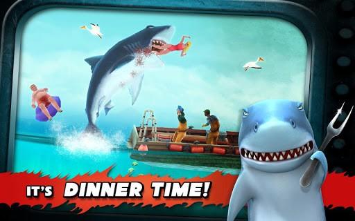 Hungry Shark Evolution screenshot 2